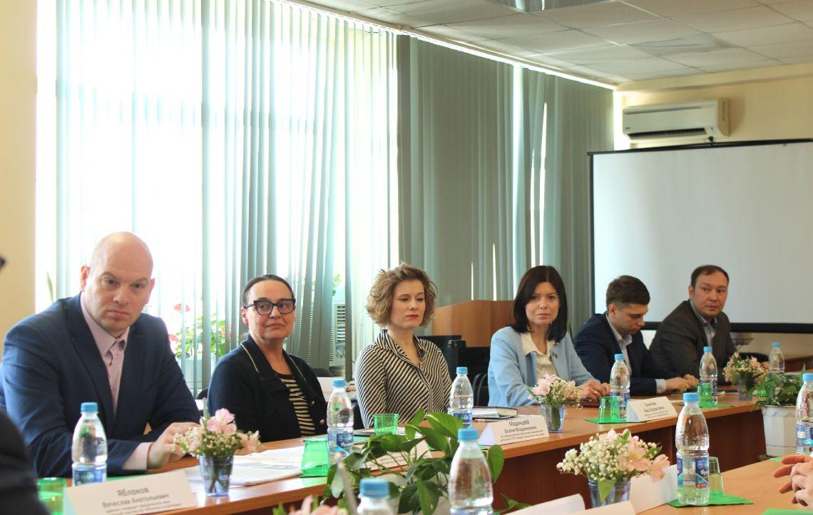 Круглый стол в Самарском государственном экономическом университете