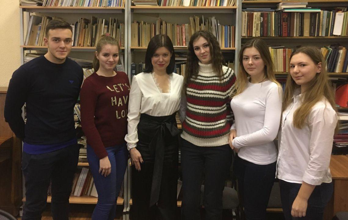 встреча с Самарской областной Школы права