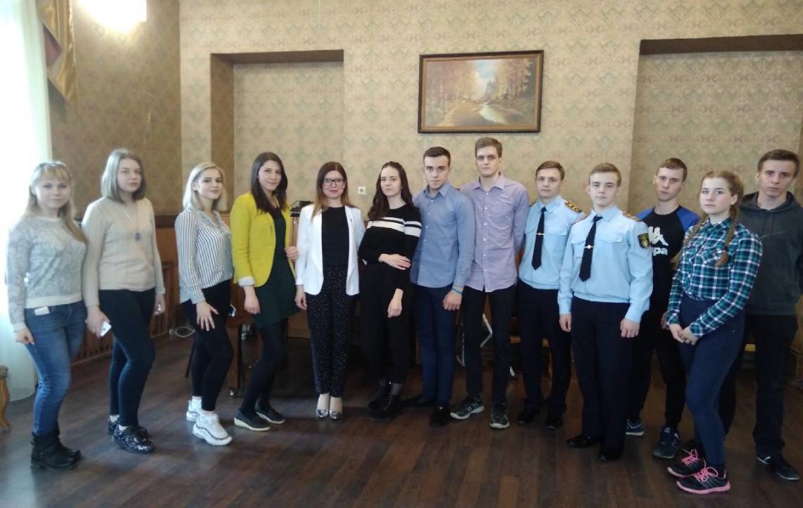 Выступление в Самарской областной Школе права