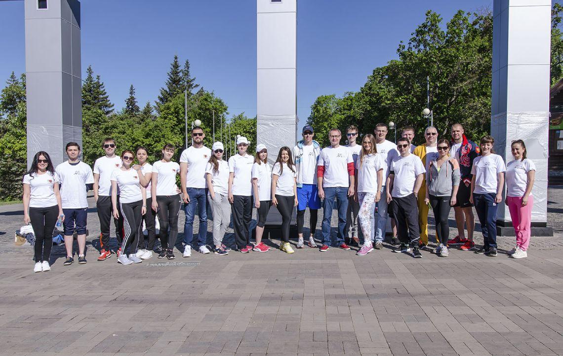благотворительный забег «Samara Legal Run»
